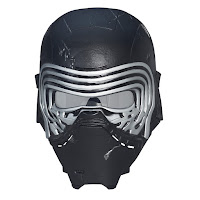 Star Wars Lead Villain Electrical Mask