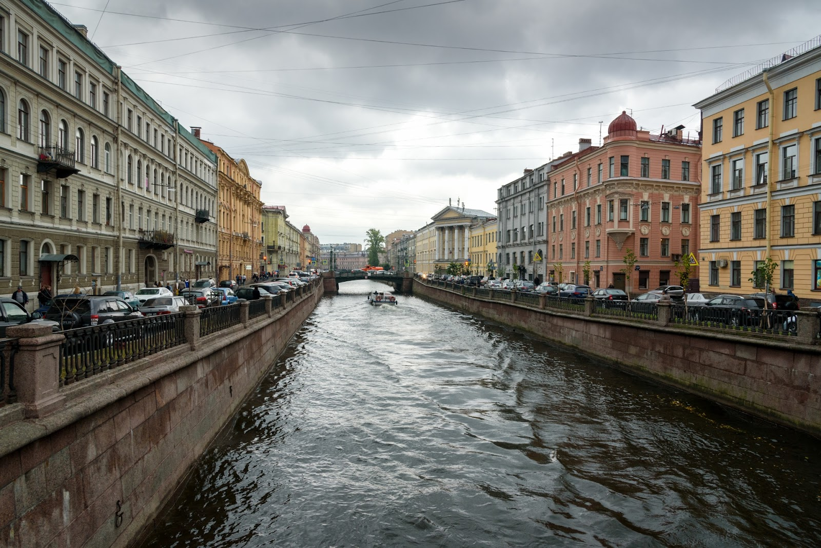 Каналы Санкт-Петербурга. Фотографии
