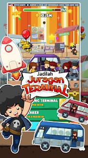 Download Juragan Terminal Mod Apk unlimited Money Terbaru