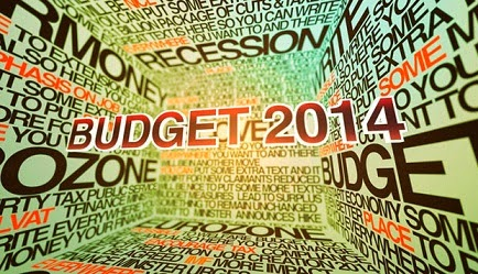 See 2014-15 India Budget in Android Mobile with Many Ways