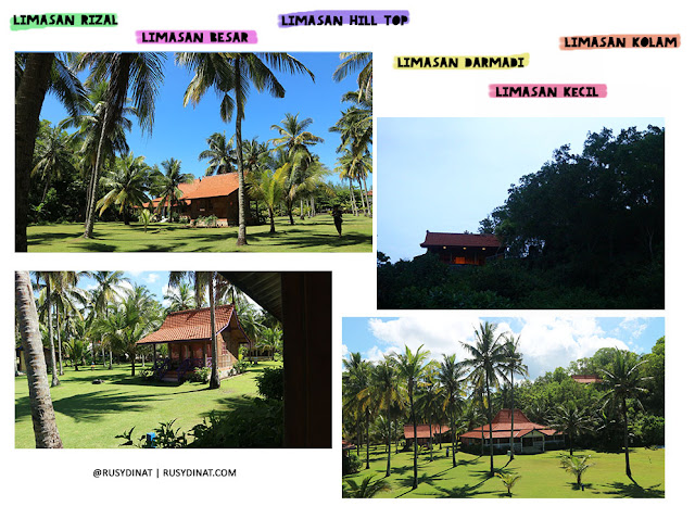 Desa Limasan Retreat, Pringkuku Pacitan Jawa Timur