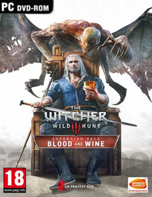 THE WITCHER 3: WILD HUNT BLOOD AND WINE + HEARTS OF STONE