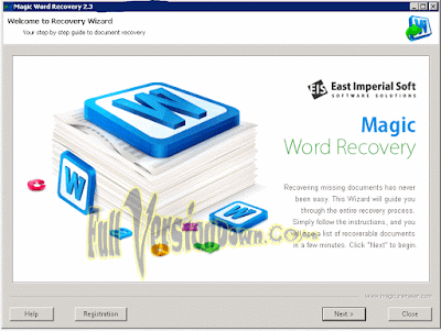 Magic Word Recovery v2.3 - Full Version