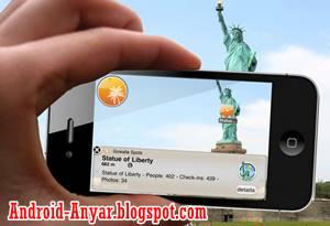 Download Aplikasi Augmented Reality Android Wikitude APK