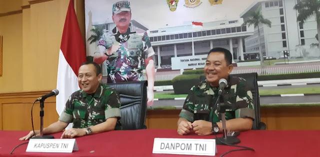 TNI Akan Minta Kominfo Tarik Video Pajero Berplat TNI Dari Media Sosial