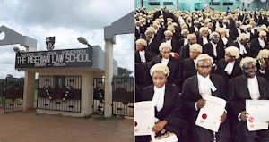 School Drama: Nigerian Law school student gets 4 As but still gets a second class lower