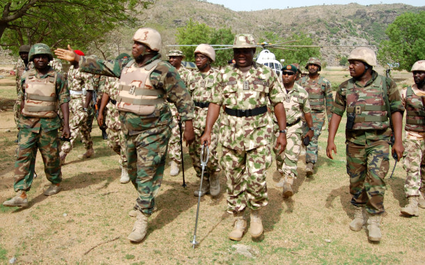 Nigeria Ranked Th In List Of Top Most Powerful Militaries In - World's 4th most powerful country