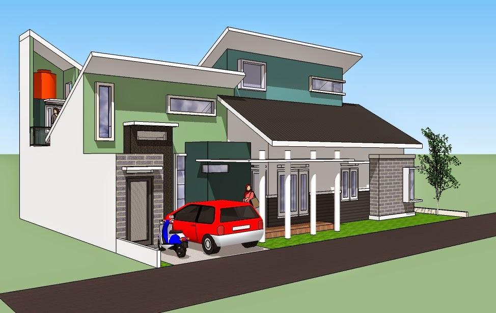 Tips Penting Memilih Desain Atap Rumah Minimalis  Rumah