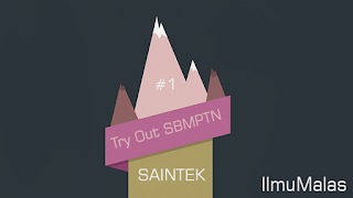 Try Out SBMPTN Saintek 1
