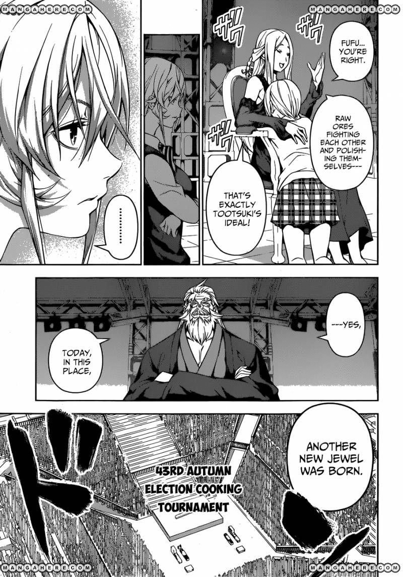 Shokugeki no Soma - Chapter 118