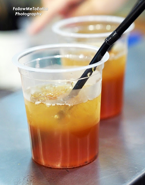 Thai Teas & Coffees At  Chill Chill