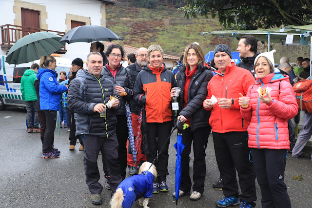 subida a Santa Águeda 2018
