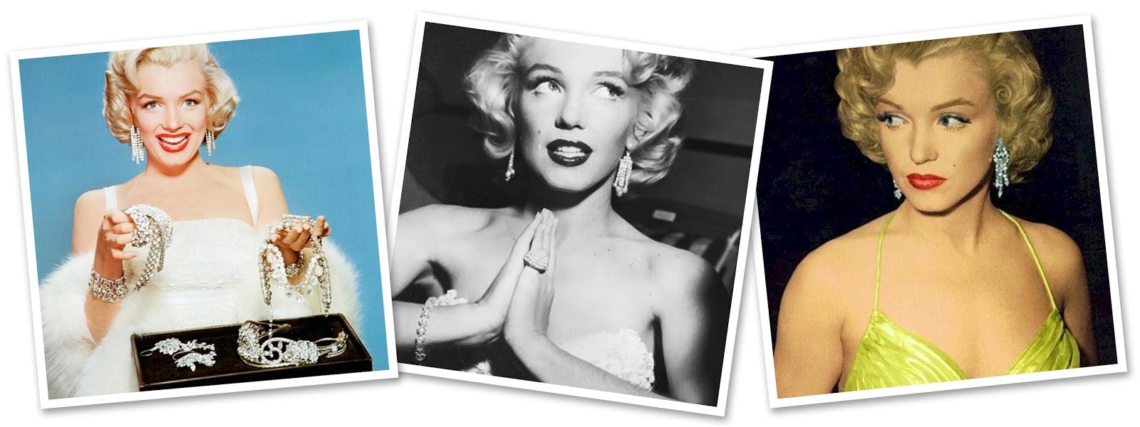 Marilyn Monroe Vintage Jewelry