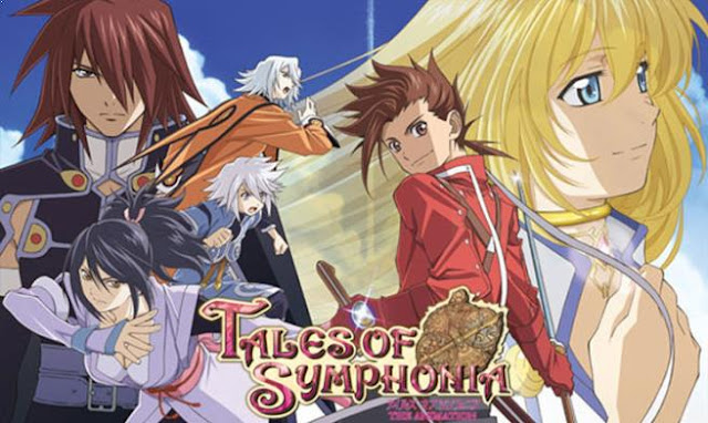 Tales Of Symphonia The Animation - Top Ufotable Anime [Best List]