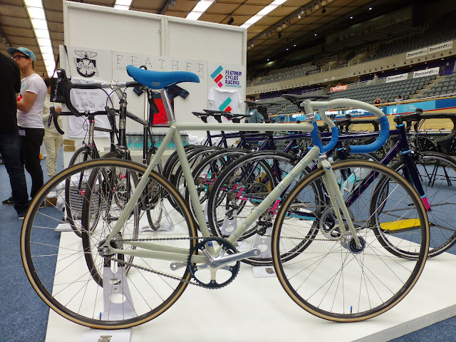Velovoice Report Bespoked The Uk Handmade Bike Show 2014 London