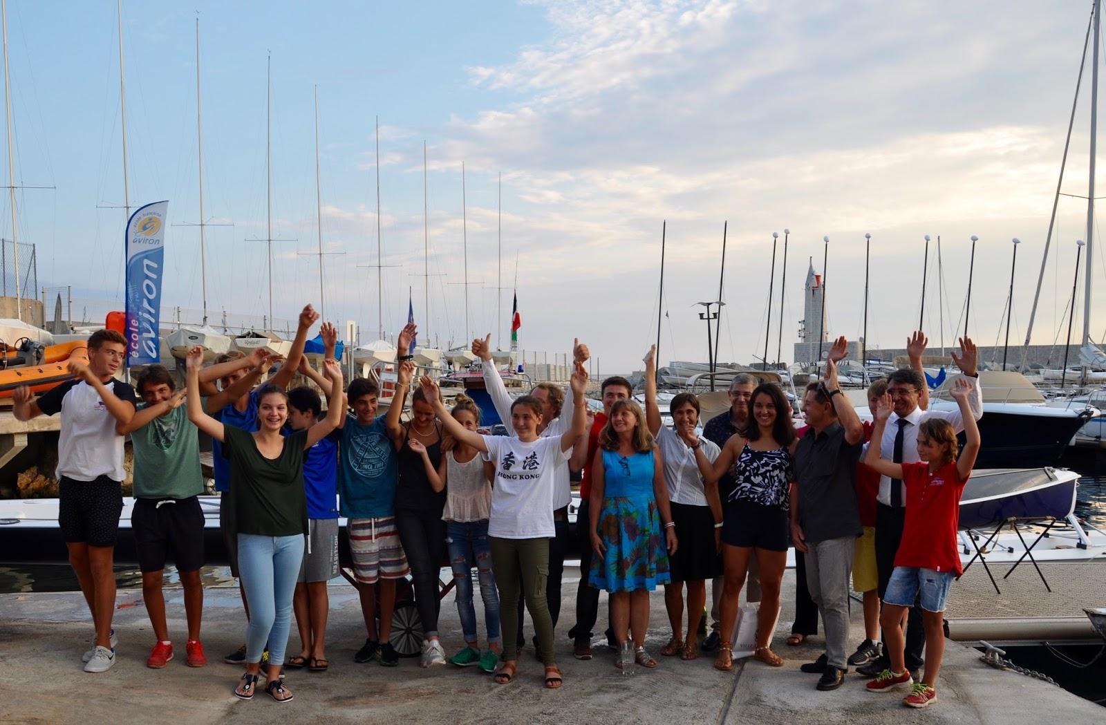 Club Nautique De Nice azurevents06: club nautique de nice - 31 08 2016 - elodie