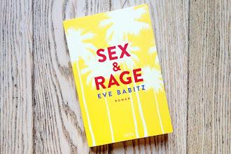 Lundi Librairie : Sex & Rage - Eve Babitz