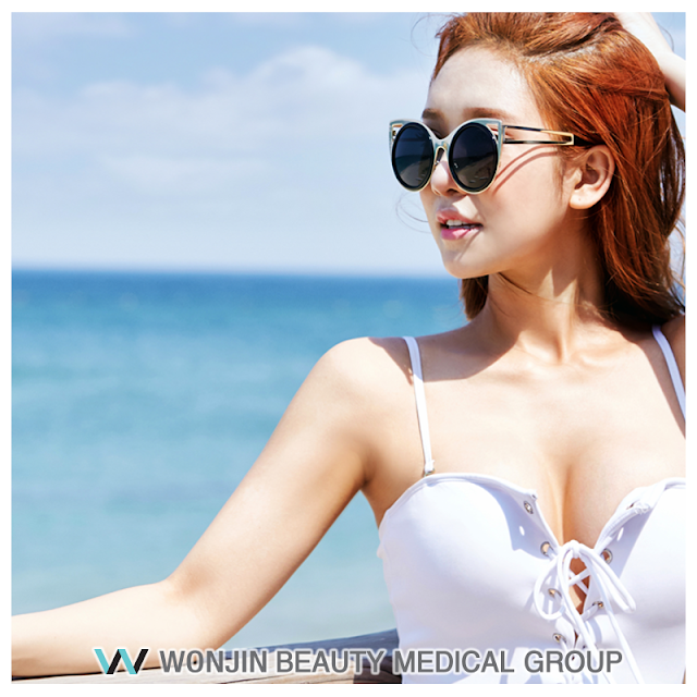 Wonjin Plastic Surgery Clinic Seoul Korea Breast Surgery Golden Ratio