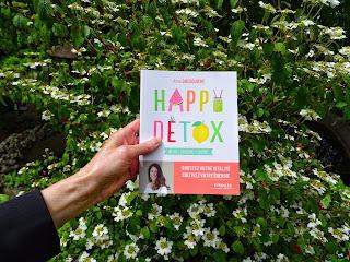 Happy Detox - Anne Ghesquière (Eyrolles)