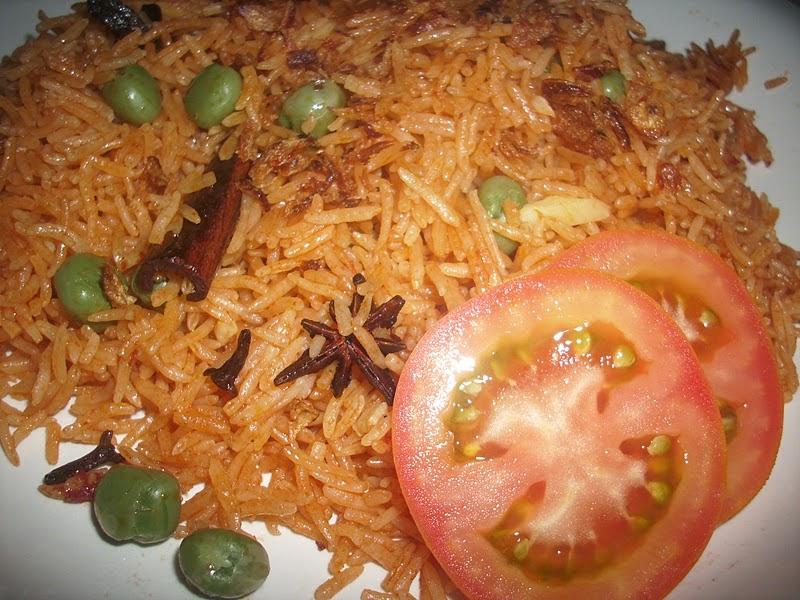 Resepi Nasi Tomato Ayam Masak Merah Azie Kitchen Nice Info A