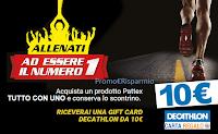Logo Ricevi una Card Decathlon se ti alleni ad essere il numero uno