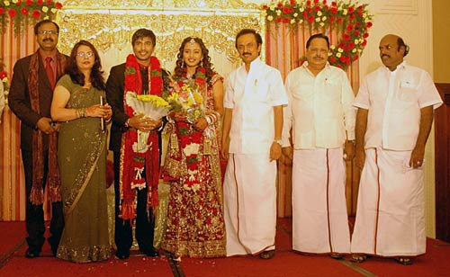 Devan and divya wedding