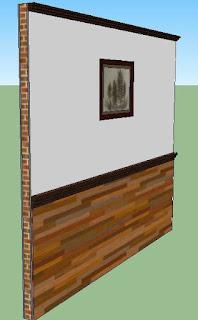 Contoh Konsep Desain Tembok Rumah