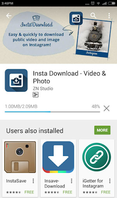 Cara Download Foto Dari Instagram