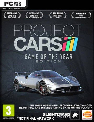 Project CARS GOTY PC Full Español