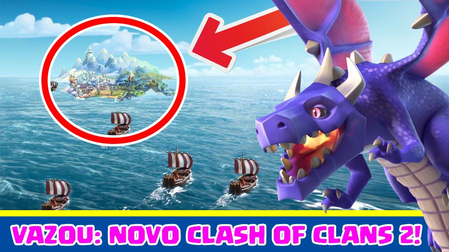 Novo Jogo Clash of Boats