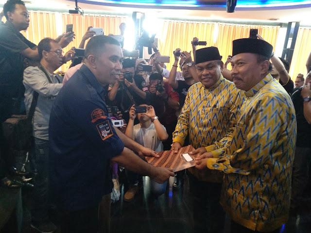 KPU Bone Tetapkan Pasangan Tafa'dal Calon Bupati Dan Wabup Bone di Pilkada Bone