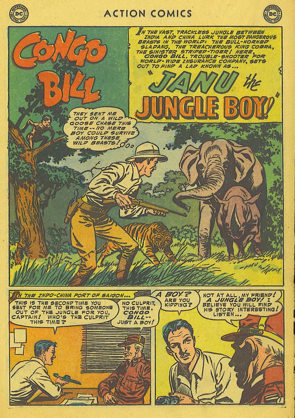 Action Comics (1938) 191 Page 16