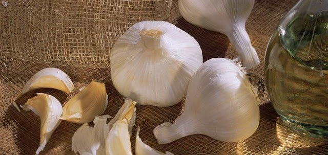 Benefits The mixture Lemon And Garlic for Cleaning the Heart Blockage