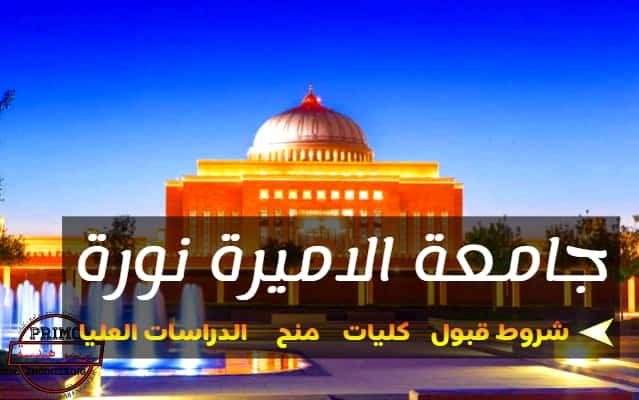 """شروط القبول في جامعة الاميرة نورة للسعوديات """"الكليات-الاقسام -المنح-الدرسات العليا"""" -بريمو هندسة"""