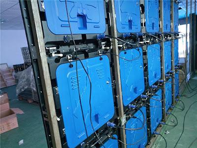 Nơi cung cấp màn hình led p3 cabinet chính hãng tại Lào Cai