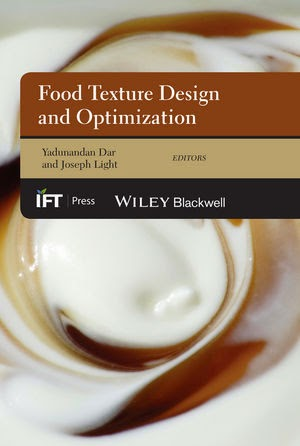 Food Texture Design and Optimization book