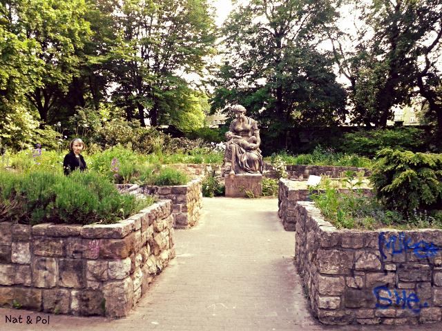 Najpiękniejsze parki Berlina: Volkspark Friedrichshain