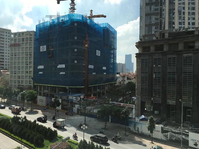 Hình ảnh thực tế Manhattan Tower