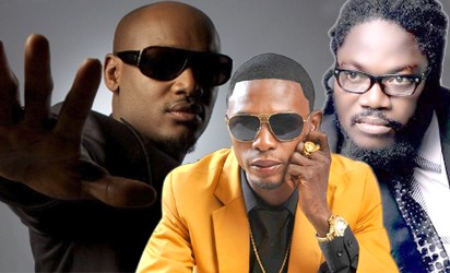 More entertainers back 2face Nationwide protest