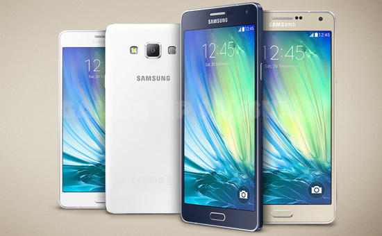 Spesifikasi dan Harga Samsung Galaxy A7 (2016)