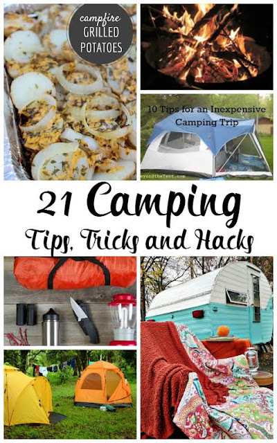 all you need to know to make camping go smoothly