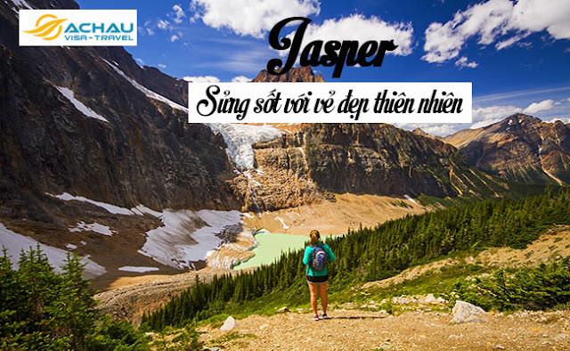 Bạn đã biết đến vẻ đẹp của vườn quốc gia Jasper1