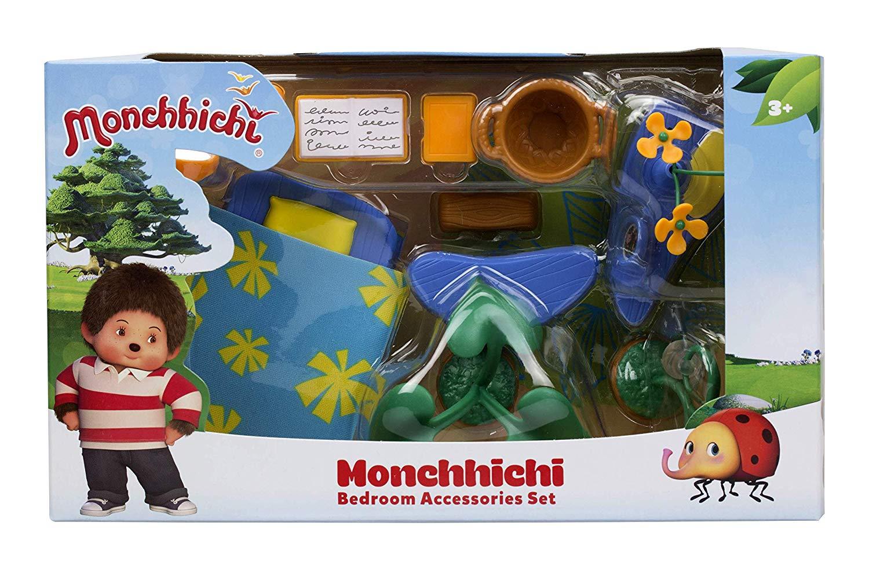 Pour mettre dans la maison deluxe monchhichi du mobilier trop craquant et similaire à celui de la série animée qui ravira les figurines de kauri