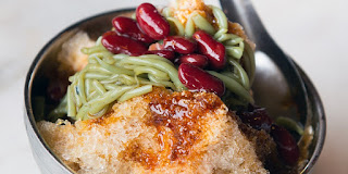 wisata kuliner Melaka - cendol