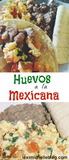 Easy Healthy Breakfast! Huevos a la Mexicana- Mexican style eggs served with pinto beans, iifym diet/ macro friendly meal, macro count included