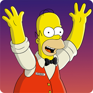 Download The Simpsons: Tapped Out Mod Apk DATA Unlimited Money Donuts Update Terbaru