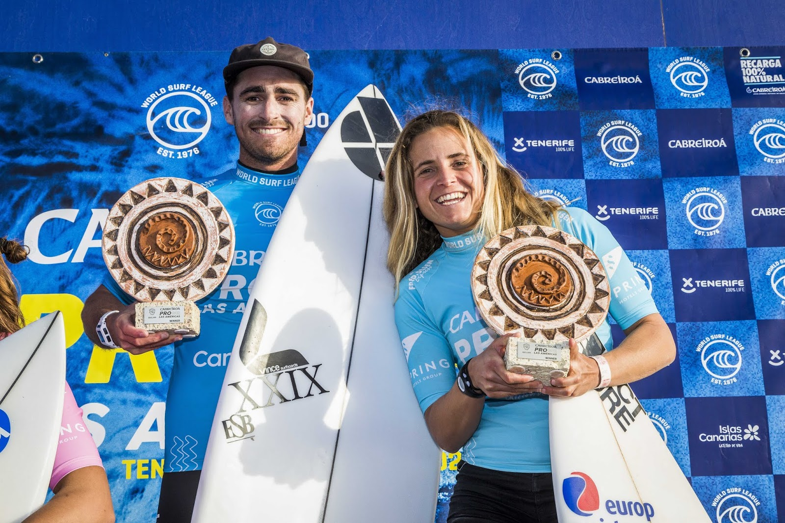 French Duo Takes It All Out 2020 Cabreiroá Pro Las Americas Highlights