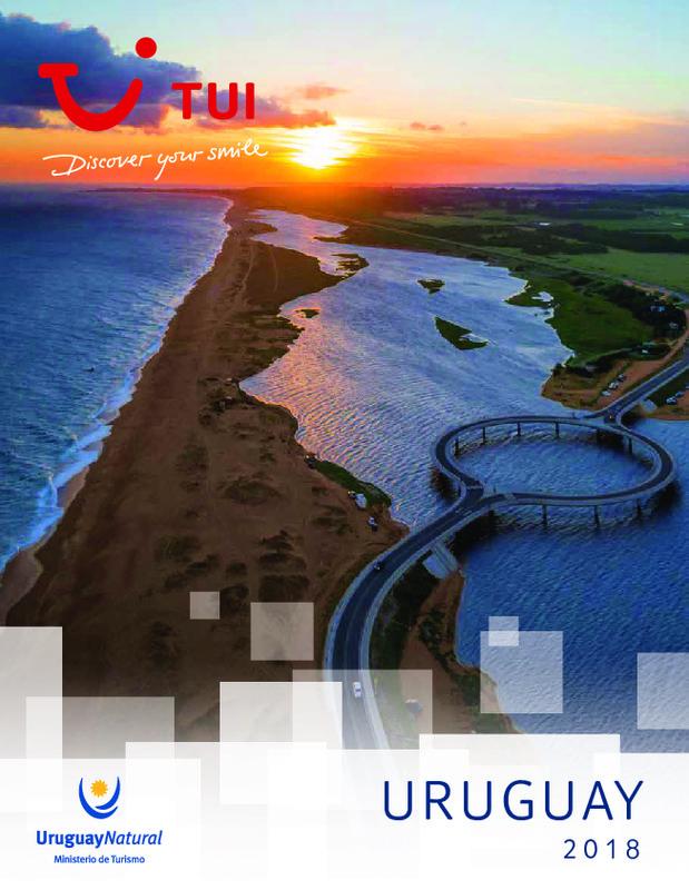 Catálogo TUI Ambassador Circuitos Uruguay 2018-19