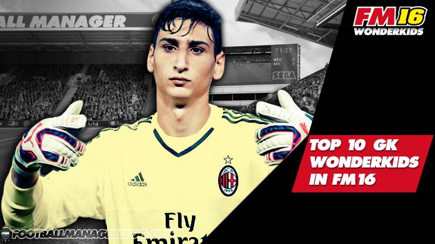 Daftar Pemain Muda (Wonderkids) Terbaik Football Manager 2016