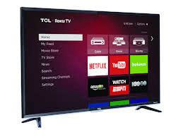 For cord cutters TCL thrifty and smart TV Roku review for streaming